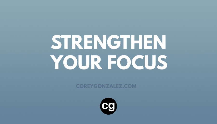 strengthen your focus coach cg